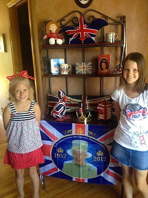 Kids Jubilee Party- Kid World Citizen