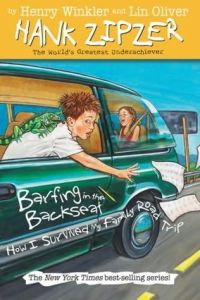 Barfing in the Backseat Kids Book- Kid World Citizen
