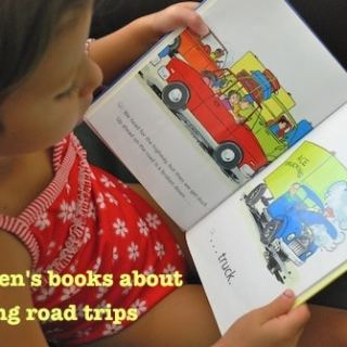Road Trip Reader Book- Kid World Citizen