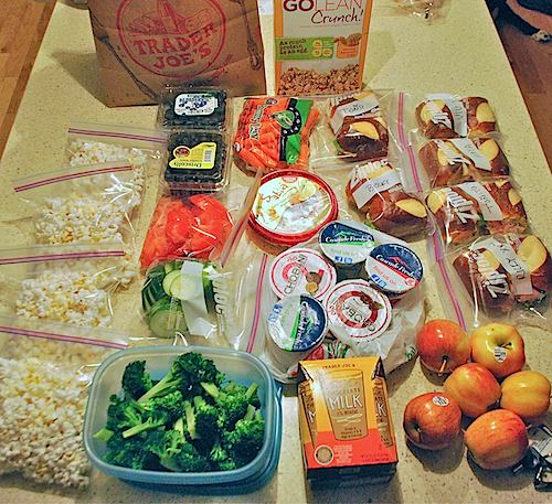 Food For Road Trips Kid World Citizen