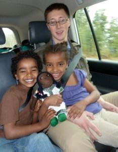 Jayme Travels Kids- Kid World Citizen