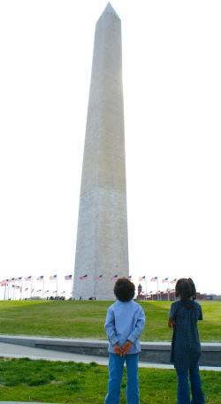 Kids Travel to DC- Kid World Citizen