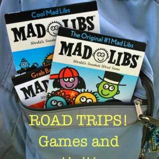 Activities and Games to Play in the Car