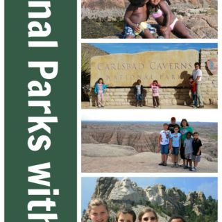 National Parks with Kids- Kid World Citizen