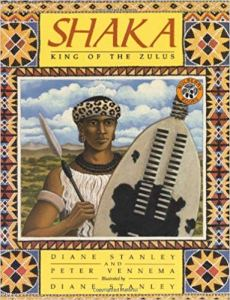 Shaka South African King Zulu- Kid World Citizen