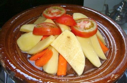 Moroccan Cooking Tajine- Kid World Citizen