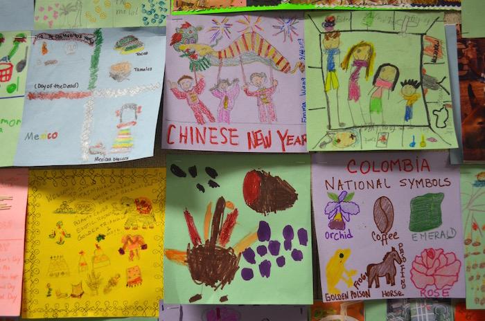 Diversity Quilt Examples Kids Squares- Kid World Citizen