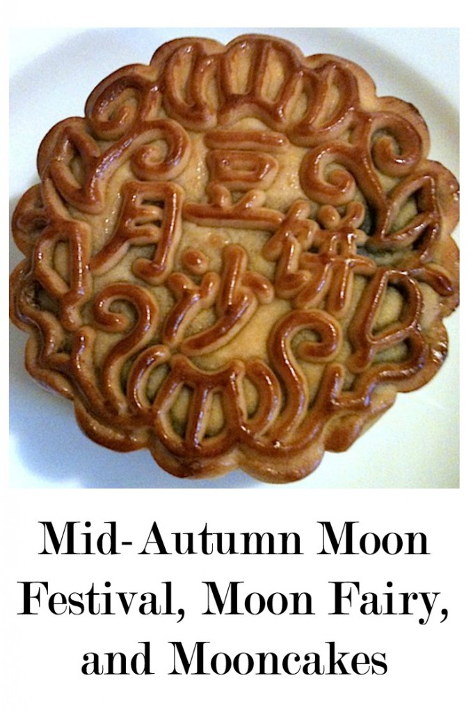 Mid-Autumn Moon Festival Pin- Kid World Citizen