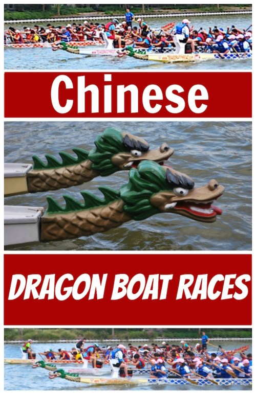 Chinese Dragon Boat Races- Kid World Citizen