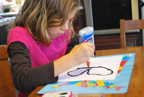 Kids Butterfly Craft- Kid World Citizen