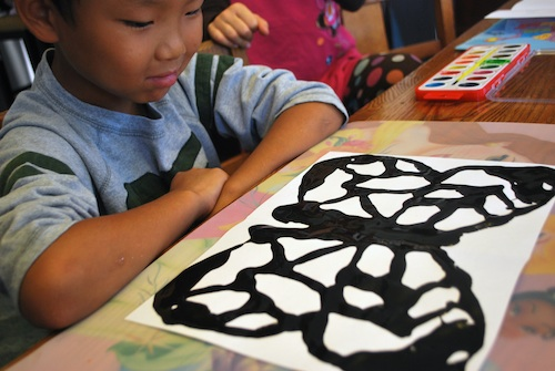Making Monarch Butterflies- Kid World Citizen