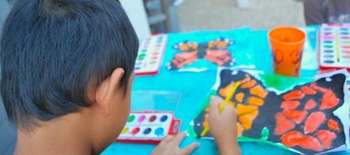 Monarch Butterfly Crafts- Kid World Citizen