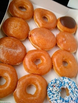 Donuts for Chanukkah- Kid World Citizen
