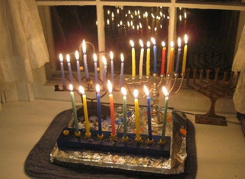 Learn about Chanukkah- Kid World Citizen