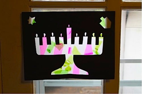 Hanukkah Craft for Kids- Kid World Citizen