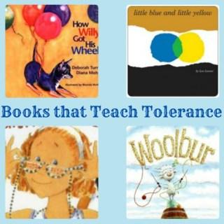 Teaching Tolerance through Children's Books