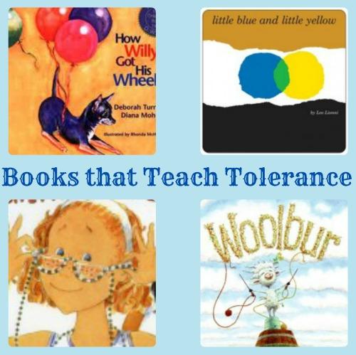 Books that Teach Tolerance- Kid World Citizen