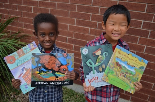 Why Teach with Multicultural Books?