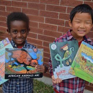 Muticultural Books- Kid World Citizen