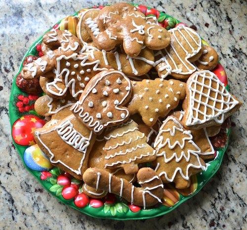 Christmas in Slovakia Recipe Spice Cookies- Kid World Citizen