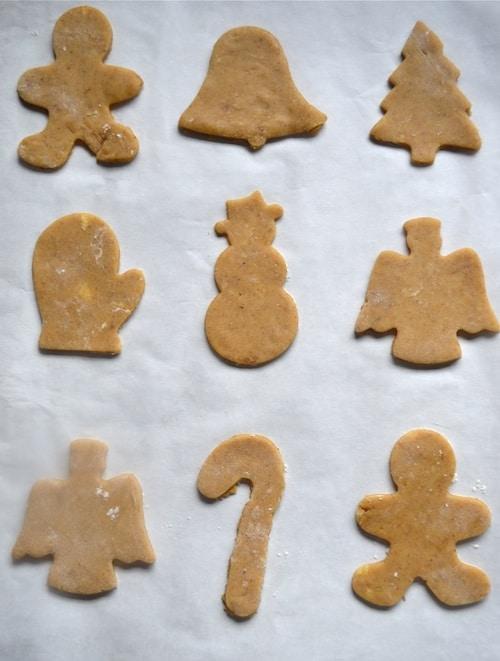 Slovakia Christmas Spice Cookies
