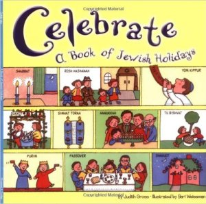 Celebrate Hanukkah Books- Kid World Citizen