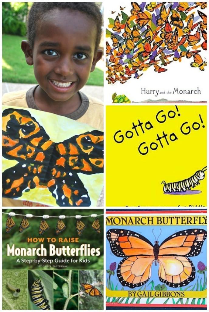 Monarch Butterflies Kids Resources- Kid World Citizen