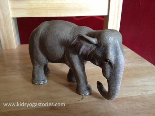 Elephant Yoga for Kids- Kid World Citizen