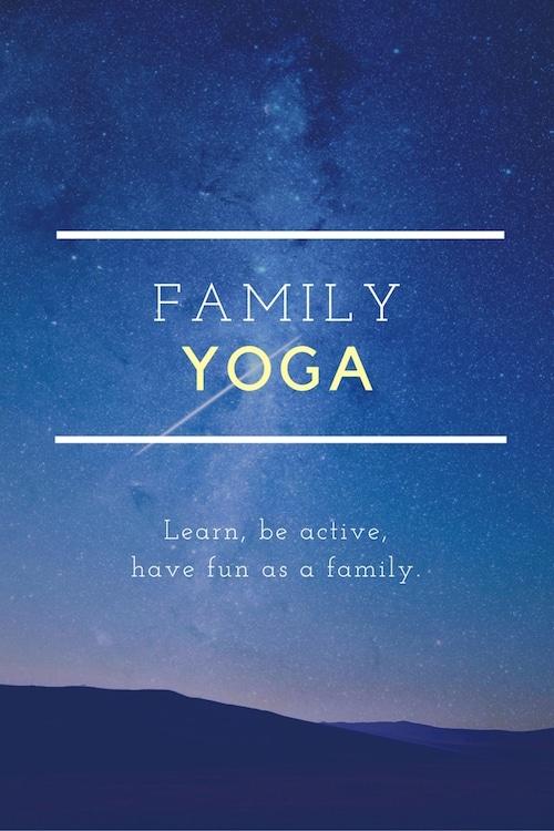 Family Yoga- Kid World Citizen