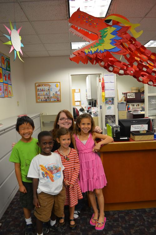 Random Acts of Kindness Library- Kid World Citizen