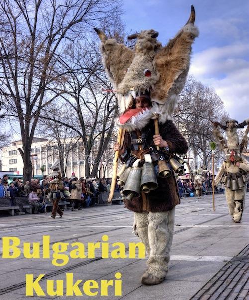 Kuker Pernik Bulgaria Carnival- Kid World Citizen