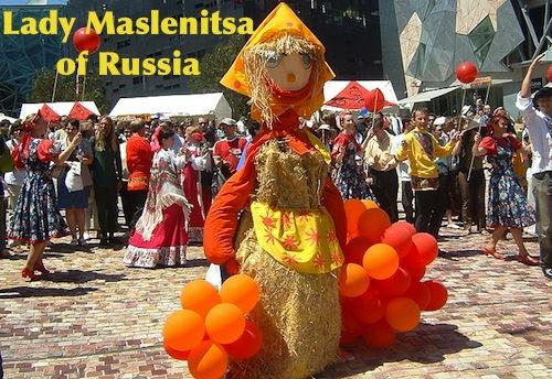 Maslenitsa Russian Carnival- Kid WOrld Citizen