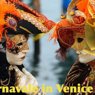 Carnival Around the World: Oranges, Masquerades, and Pancakes