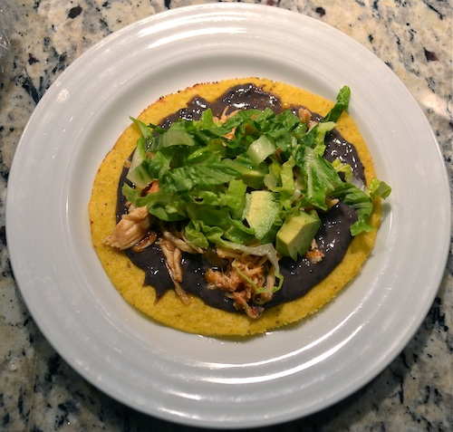 Mexican Easy Dinner Chicken Tinga- Kid World Citizen
