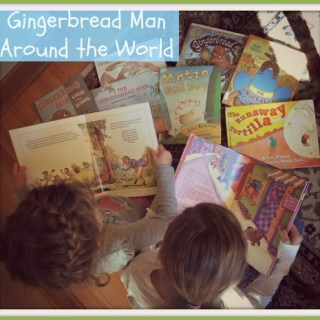 Gingerbread Stories from Around the World