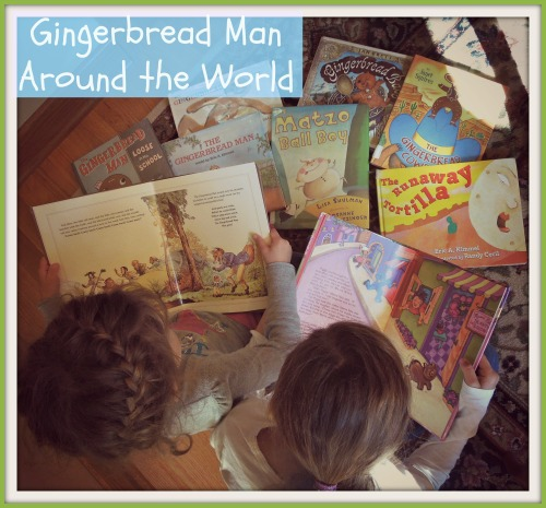 Gingerbread Stories Around the World- Kid World Citizen