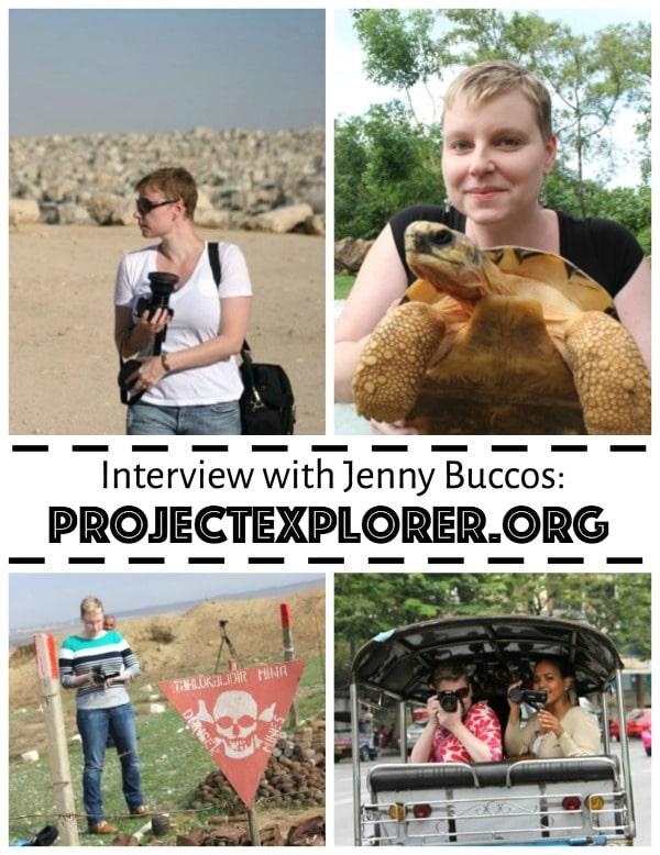 Project Explorer- Kid World Citizen