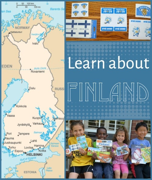 Learn about Finland- Kid World Citizen