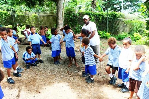 Kids School Papua New Guinea- Kid World Citizen