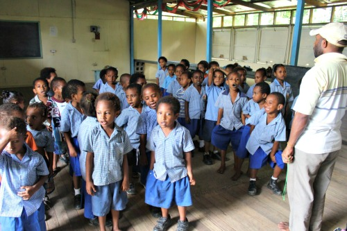 Schools in Papua New Guinea- Kid World Citizen