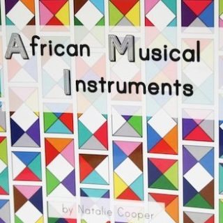 """African Musical Instruments:"" New Book + Author Interview"