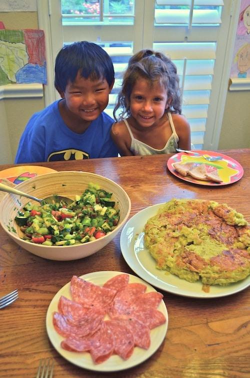 Granada Spain Kids Recipe- Kid World Citizen