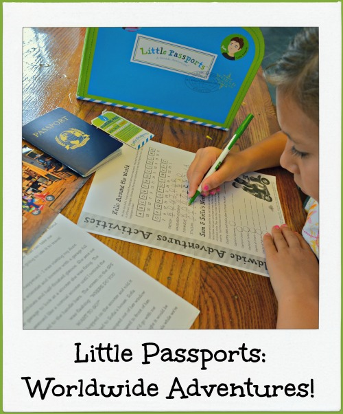 Little Passports- Kid World Citizen