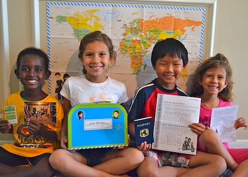 Little Passports Adventures- Kid World Citizen