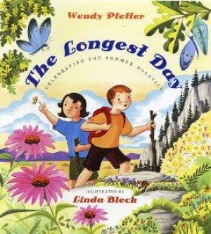The Longest Day Summer Solstice Book- Kid World Citizen