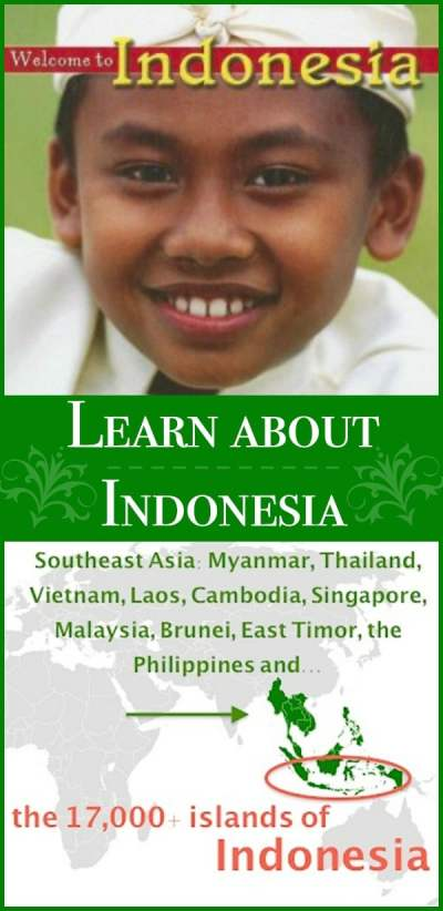 Learn about Indonesia- Kid World Citizen