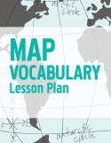 TPT Lesson Plan map vocabulary geography terms teachers pay teachers kid world citizen