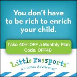 Little Passports Kid World Citizen