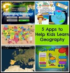 Apps To Help Children Learn Geography- Kid World Citizen