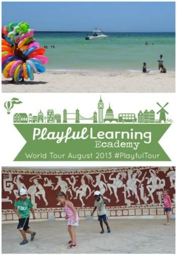 Kids Play Around the World- Kid World Citizen